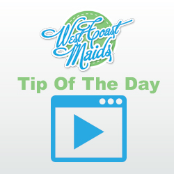 House Cleaning Tip Of The Day