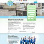 Vancouver House Cleaning Website